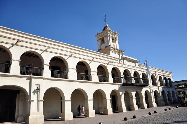 Salta nord: la Cabildo, Salta