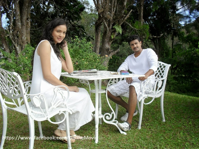 Pushpa Narayan and Shashi Tharan Olli 2013 Movie