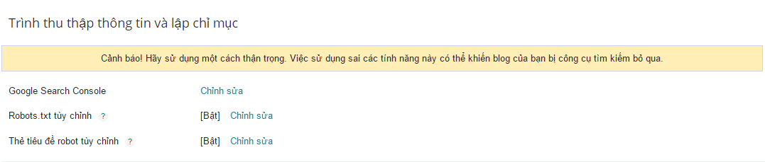 Trinh Thu Nhap Thong Tin Và Lap Chi Muc Cua Blogger