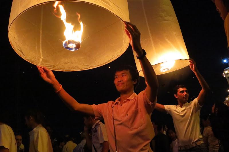 Thai guy's lantern