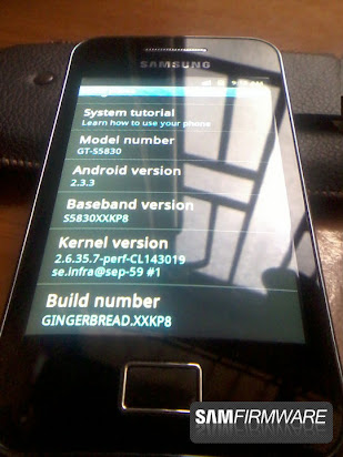 samsung galaxy ace gt-s5830 firmware 2.3.6 download