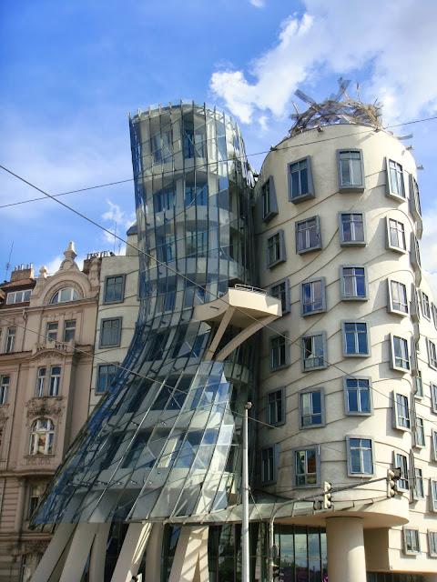 Tančící dům, Casa Danzante de Praga, Elisa N, Blog de Viajes, Lifestyle, Travel