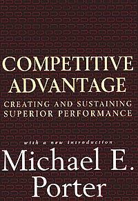 Porter Competitive Advantage