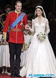 Gaun Pengantin Selebriti Paling Mahal, Gaun Pengantin Kate Middleton
