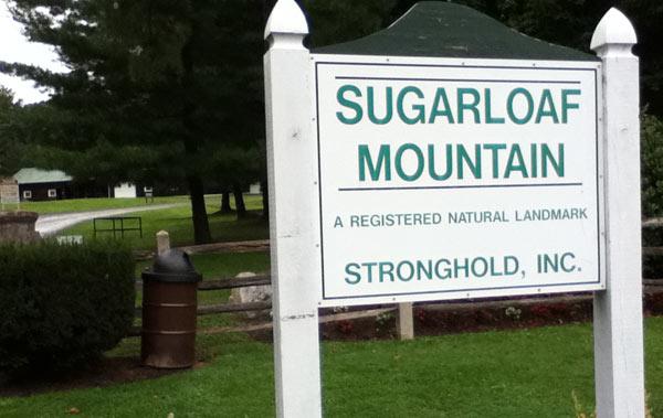Sugarloaf Mtn MD