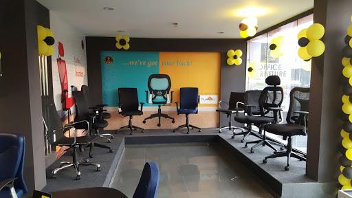 Stupendous Crown Office Furniture Cochin Oberon Mall No 9 Service Interior Design Ideas Apansoteloinfo