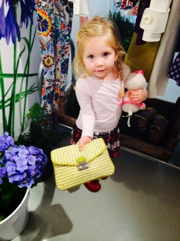 Boden SS15 Press Day Womenswear - Maegan Clement
