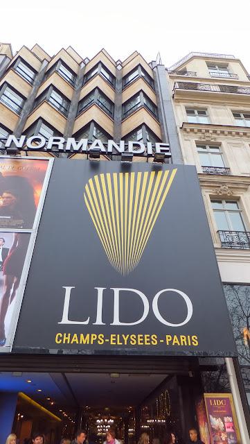Lido, Champs Elysées, París, Elisa N, Blog de Viajes, Lifestyle, Travel