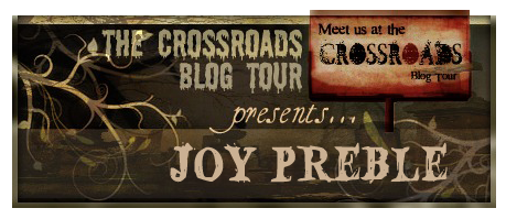 Crossroads Tour: Joy Preble