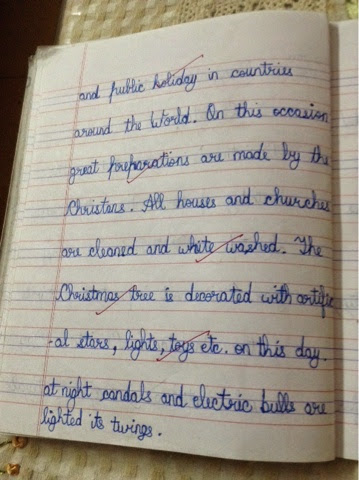 Fun With English Class 4 Lesson Paragraph Writing