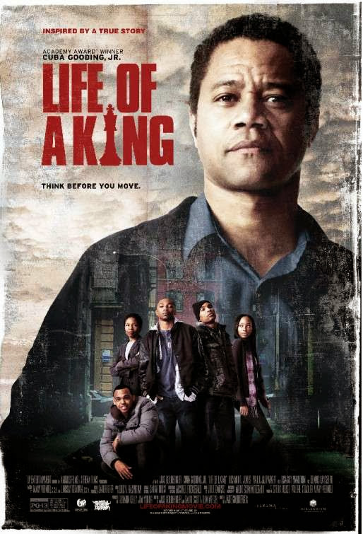 Poster Of English Movie Life of a King (2013) Free Download Full New Hollywood Movie Watch Online At Alldownloads4u.Com