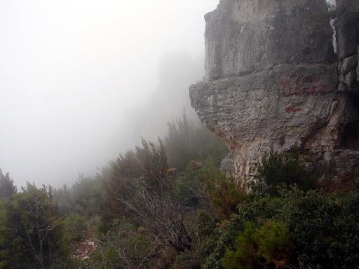Senderismo: Escarrisons del Barranc de Lloret