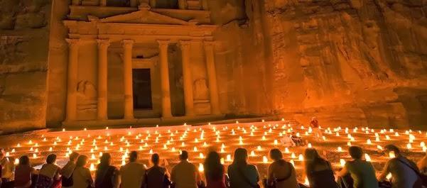 Ruinas de Petra, Jordânia