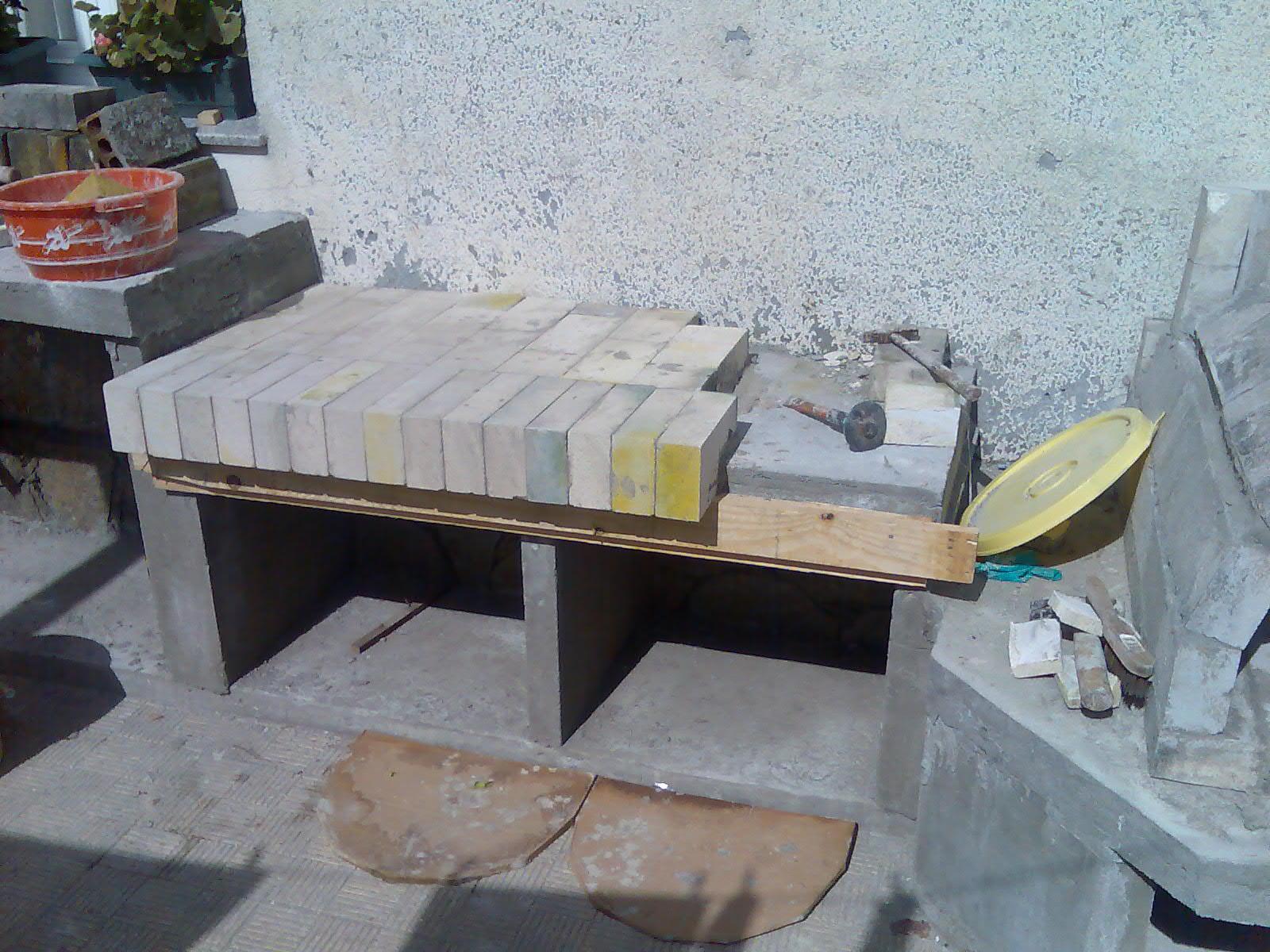 Como hacer una barbacoa affordable como hacer artesanias de palillos y pinchos barbacoa with - Como hacer barbacoas ...