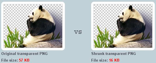 conversion de imagen tinypng