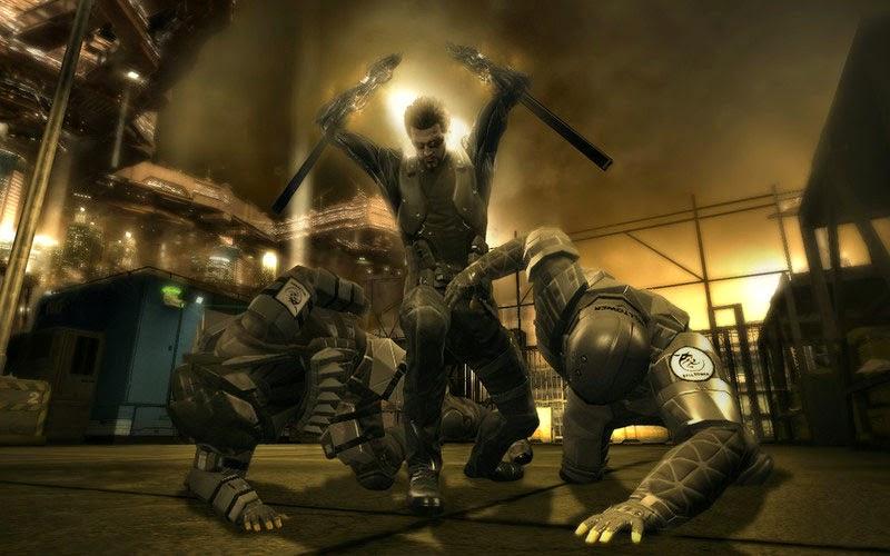 Deus Ex Human Revolution Complete Edition - Game Screenshot