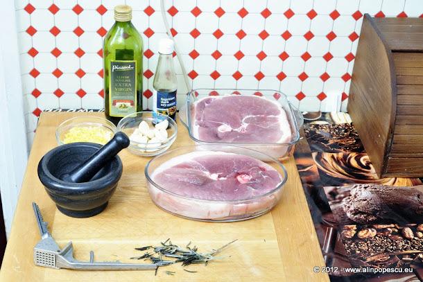 Jambon de porc feliat - ingrediente