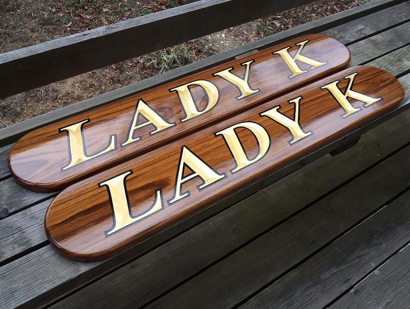 quarterboards - lady k