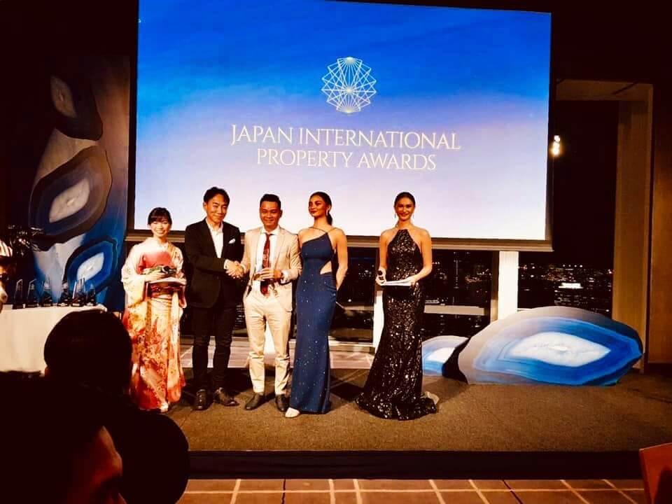 Vinhomes Smart City giành giải thưởng bất động sản của Nhật bản