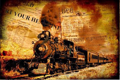 Três advogados e três engenheiros numa viagem de comboio