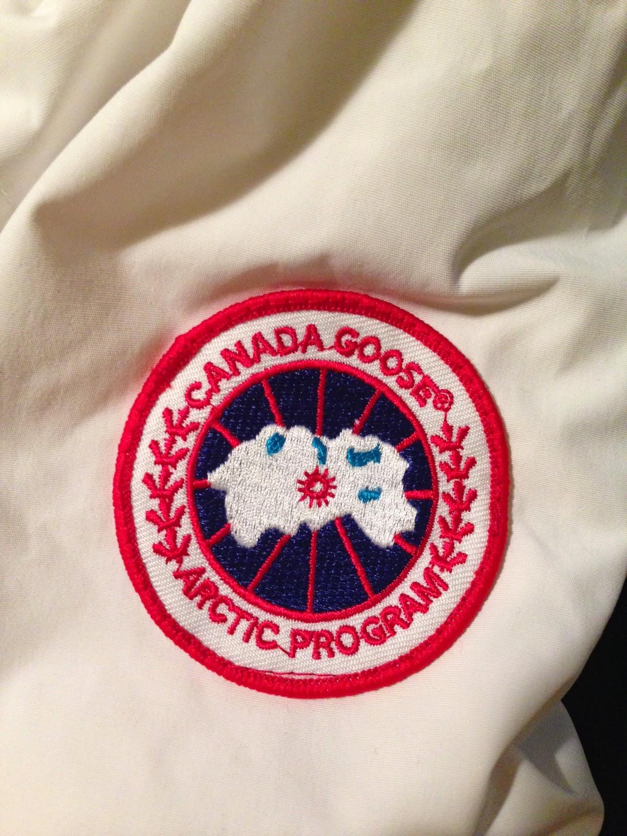 Canada Goose' fake lottery