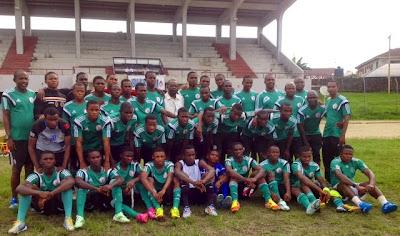 Eaglets Get Cash Boost To Beat Gabon