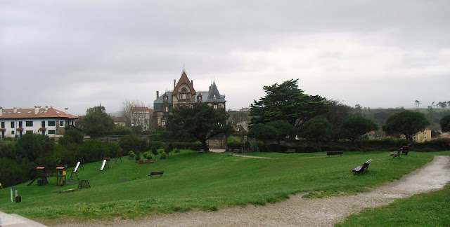 Prado de San Jose en Comillas