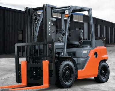 Xe nâng Toyota 3.5 – 8 tấn Nhật Bản 0934172768