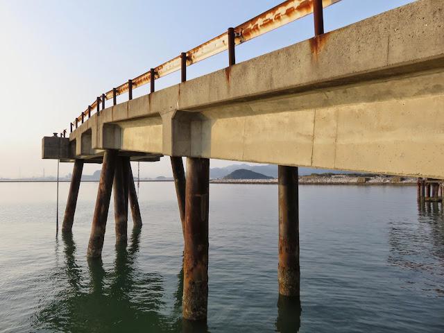 コンクリートの橋-2
