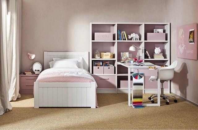 Dormitorios infantiles para ni as ni os de 0 1 2 3 4 y 5 a os - Habitaciones para nina de 11 anos ...