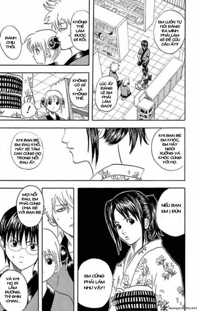 Gintama Chap 36 page 11 - Truyentranhaz.net