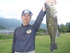 第11位 熊田周一選手 1本 1080g 2012-10-09T02:10:51.000Z