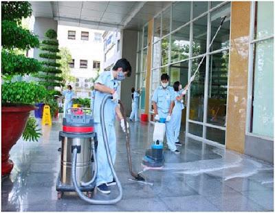 Đơn hàng bảo dưỡng, bảo trì tòa nhà cần 12 nữ thực tập sinh làm việc tại Tokyo Nhật Bản tháng 12/2016