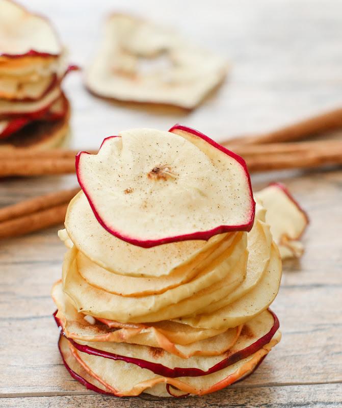 Apple Chips - Kirbie's Cravings