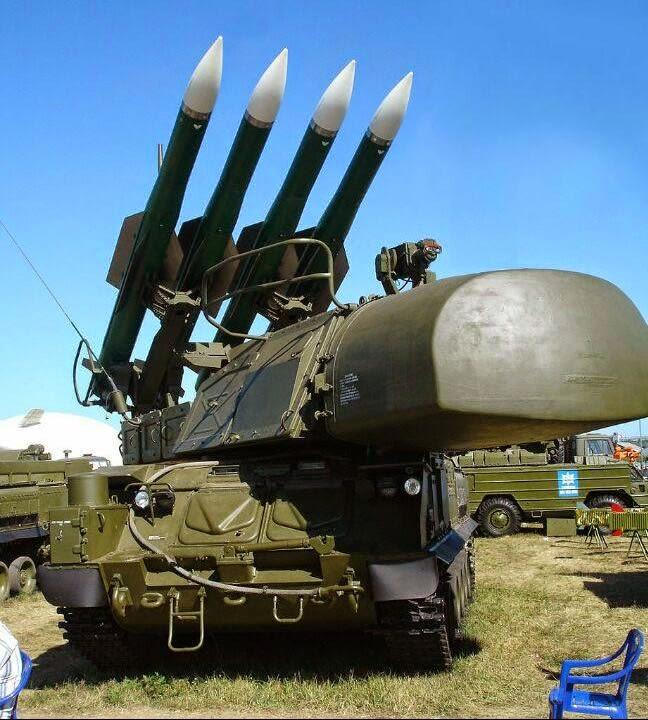 Según Ucrania, el avión MH17 de Malaysia Airlines fue derribado por un avanzado misil tierra-aire Buk de los