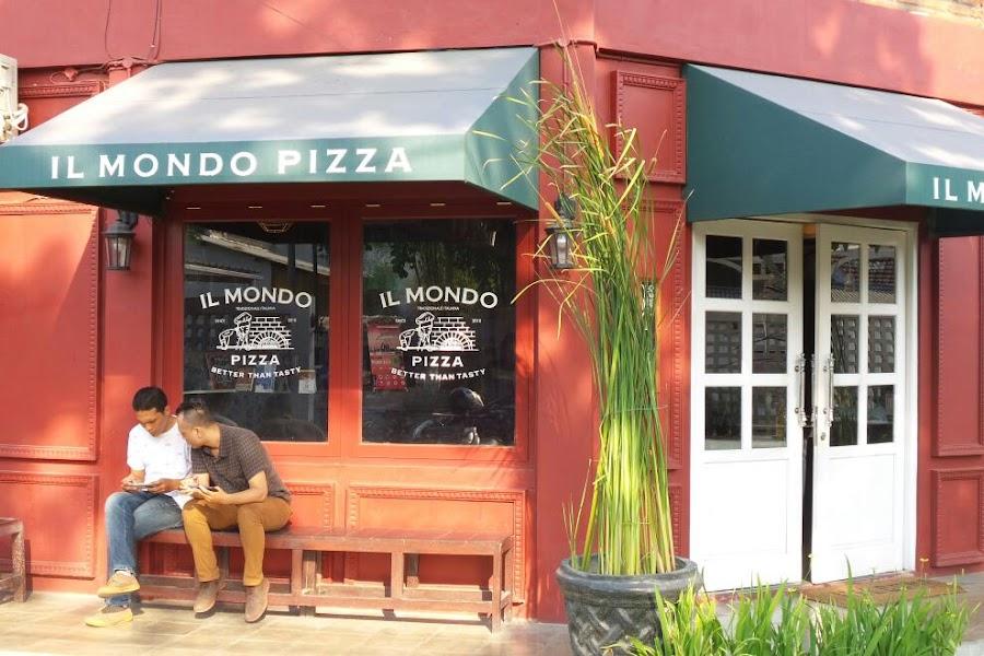 Il Mondo Pizza