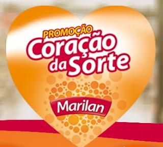 Promoção coração da sorte - Marilan