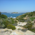View from Little Congwong beach track near La Perouse (308711)