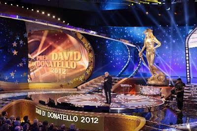 David Donatello 2012