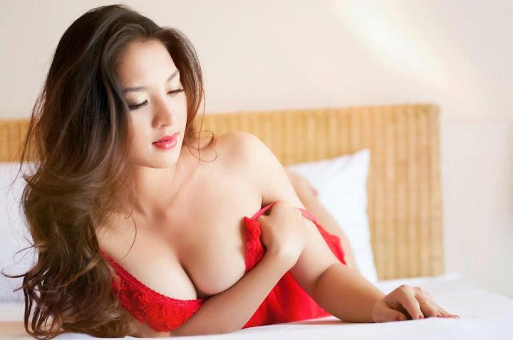 nuy vn Thai Nha Van Full HD 601575 3438338851924 1917064466 n Diễn viên Thái Nhã Vân gây bất ngờ với loạt ảnh gợi cảm