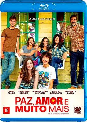 Filme Poster Paz, Amor e Muito Mais BDRip XviD Dual Audio & RMVB Dublado