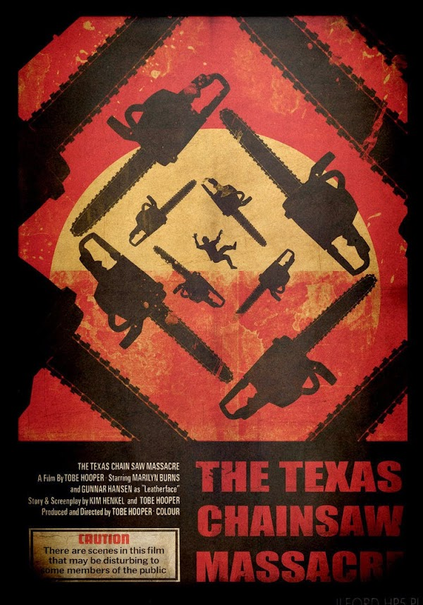 Scariest Movies - The Texas Chainsaw Massacre