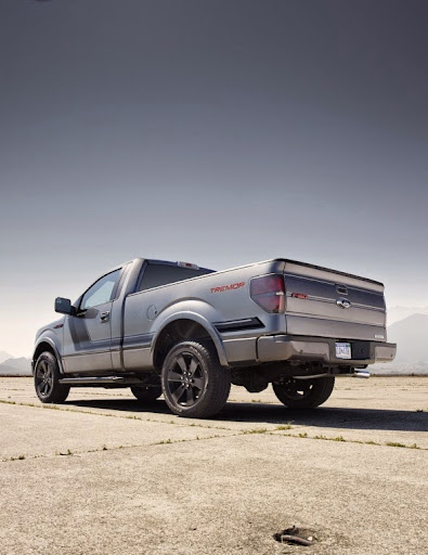 2014 Ford F-150 Tremor - Rear Angle