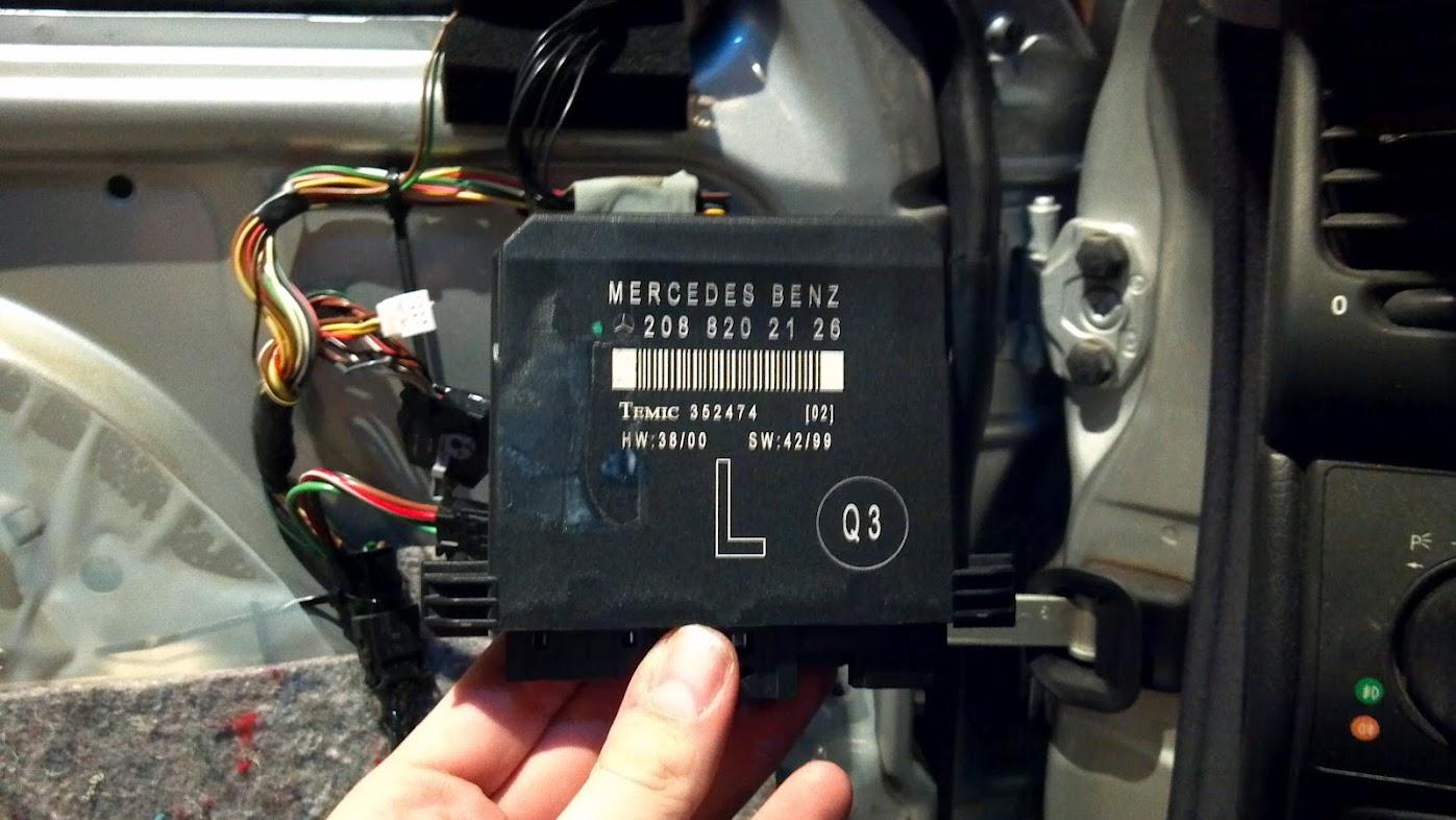 Mercedes w210 electric window problem fiat world test drive for 1999 mercedes e320 window regulator