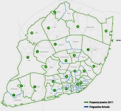novo mapa de freguesias de lisboa fcsseratostenes: Discussão publica do novo mapa de freguesias de  novo mapa de freguesias de lisboa