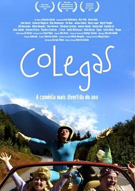 Filme Poster Colegas TS XviD & RMVB Nacional