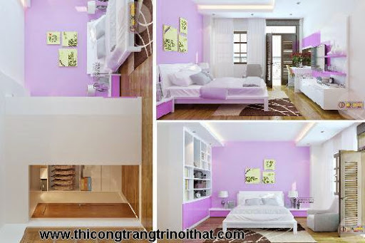 Bộ sưu tập các mẫu thiết kế phòng ngủ được ưa chuộng nhất hiện nay - <strong><em>Thi công trang trí nội thất</em></strong>-6
