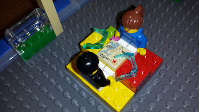 example of lego activity that students might work on in the after school program