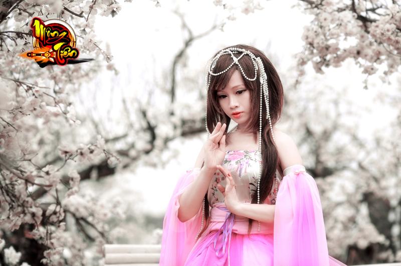 Ngự Thiên Huyền Nữ trong Mộng Tiên bước ra đời thực - Ảnh 7