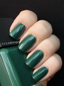 Illamasqua Rubber-Look Nail Varnish Review by Best Beauty Buys - Beauty Products Reviews